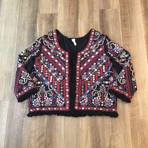 RAGA embroidered/embellished jacket